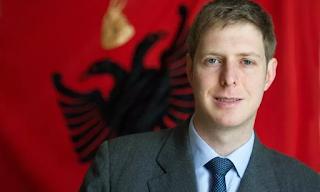 Ο πρίγκιπας της Αλβανίας δήλωσε ότι θέλει να γίνει βασιλιάς μιας «Μεγάλης Αλβανίας»