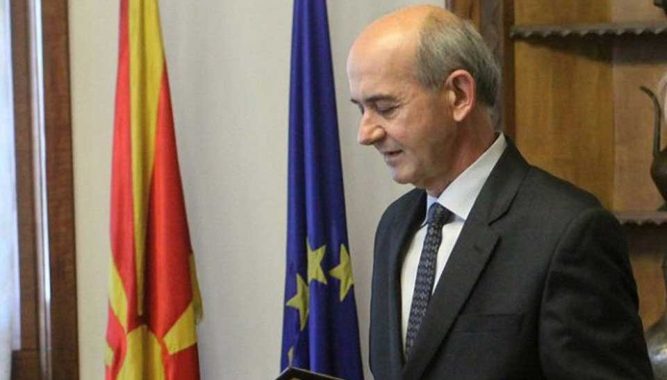 Macedonian parliament appointed Ljubomir Joveski as new state public prosecutor