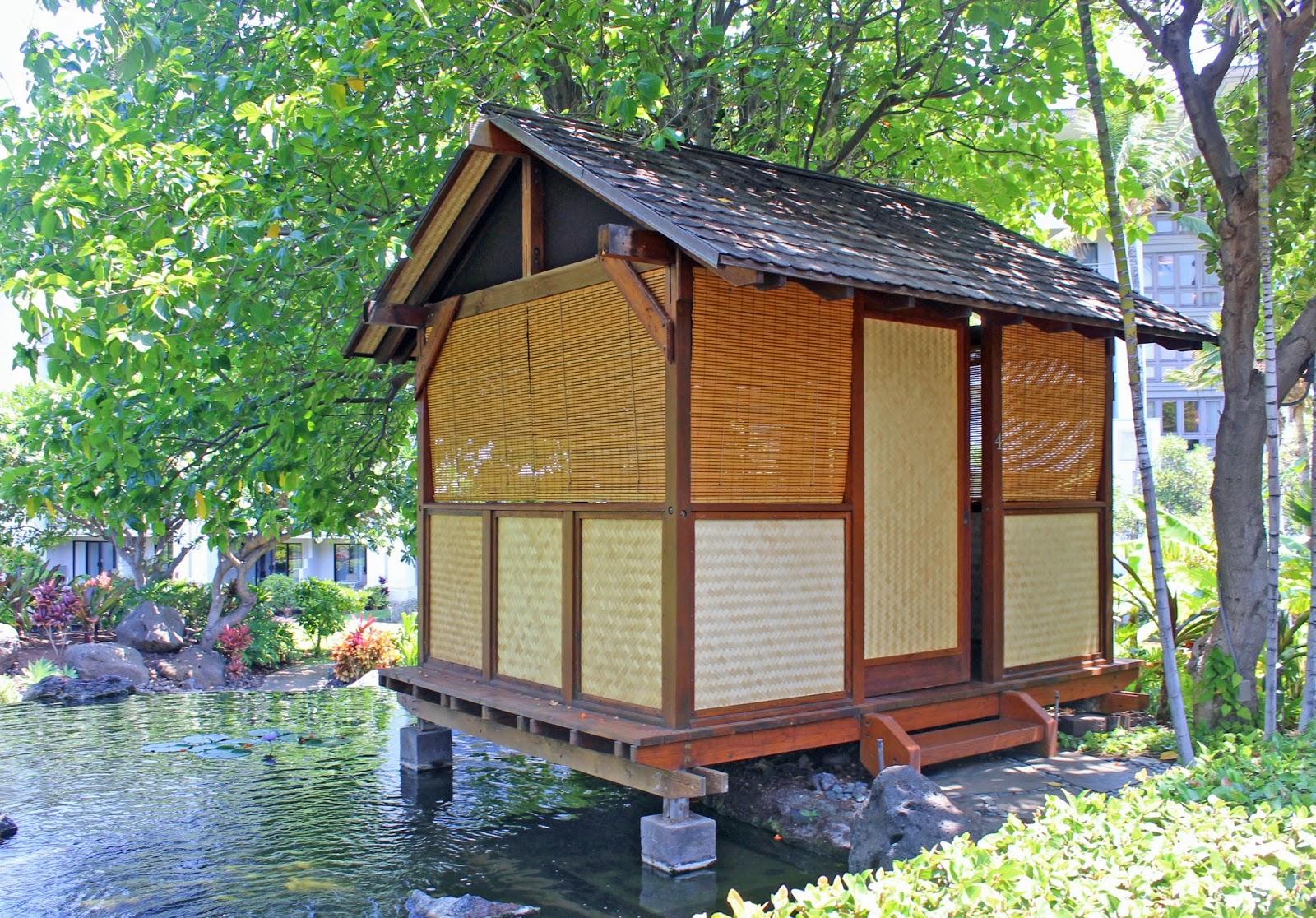hawaiian honeymoon: spa without walls