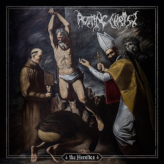 "Το video των Rotting Christ για το ""The Raven"" από το album ""The Heretics"""