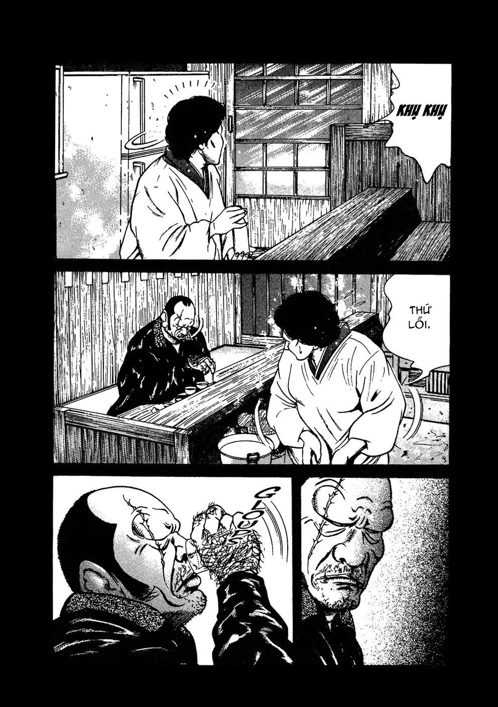 Oyaji chap 22 trang 12