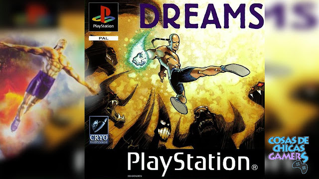 Dreams to reality Playstation ps