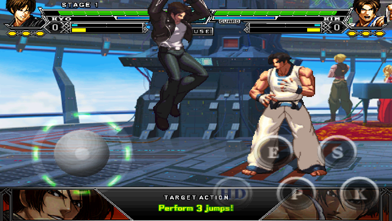 The King Of Fighter 2012 Apk + Obb Download for Android