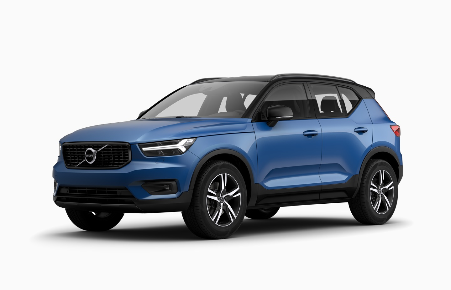 Volvo Xc40 2018 Couleurs Colors