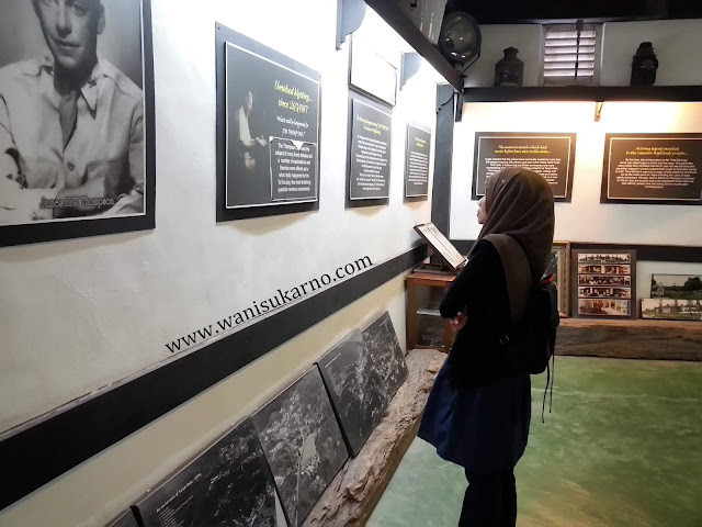harga tiket Muzium time tunnel cameron highland