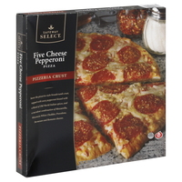 The Pizza Project: The Freezer Case: Safeway Select Five