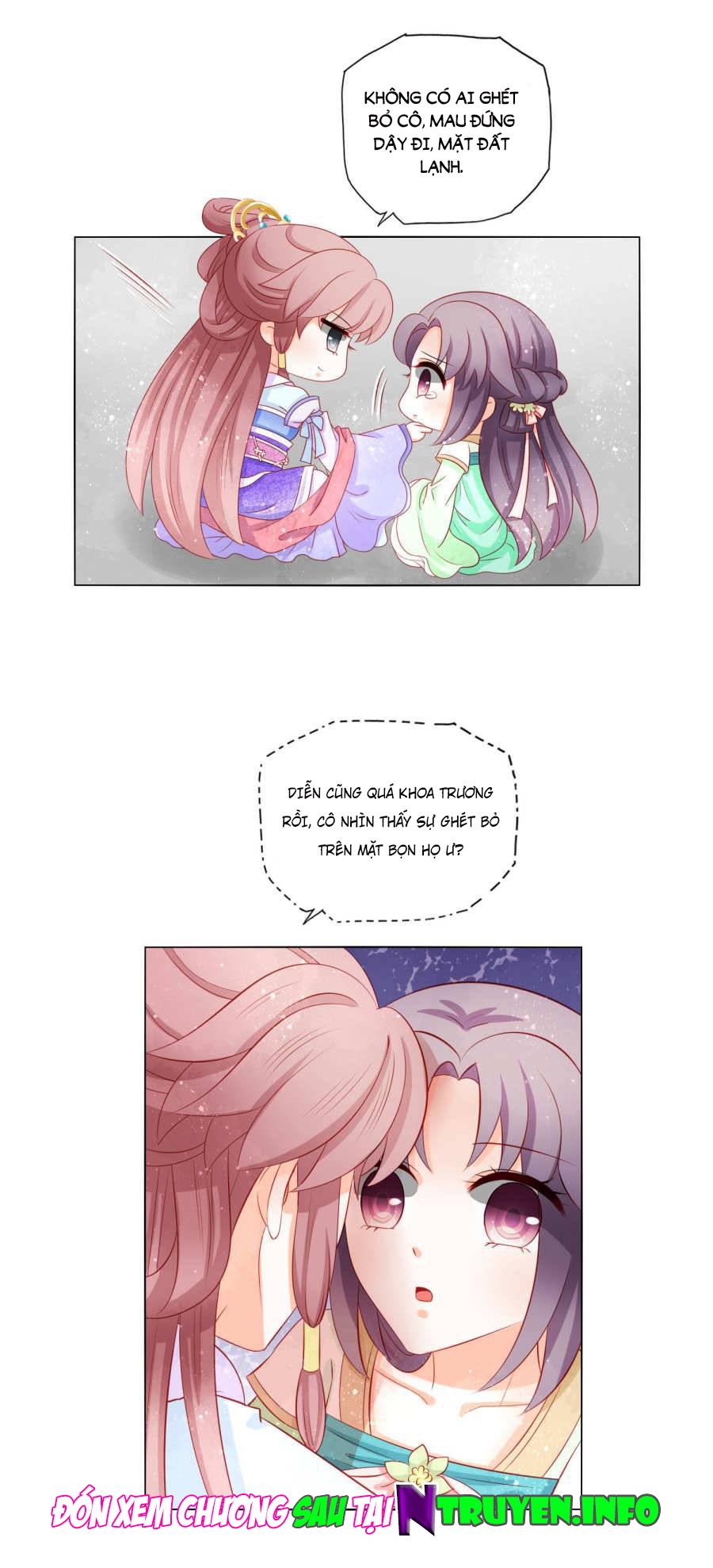 Nam phi nữ tướng Chap 43 page 16