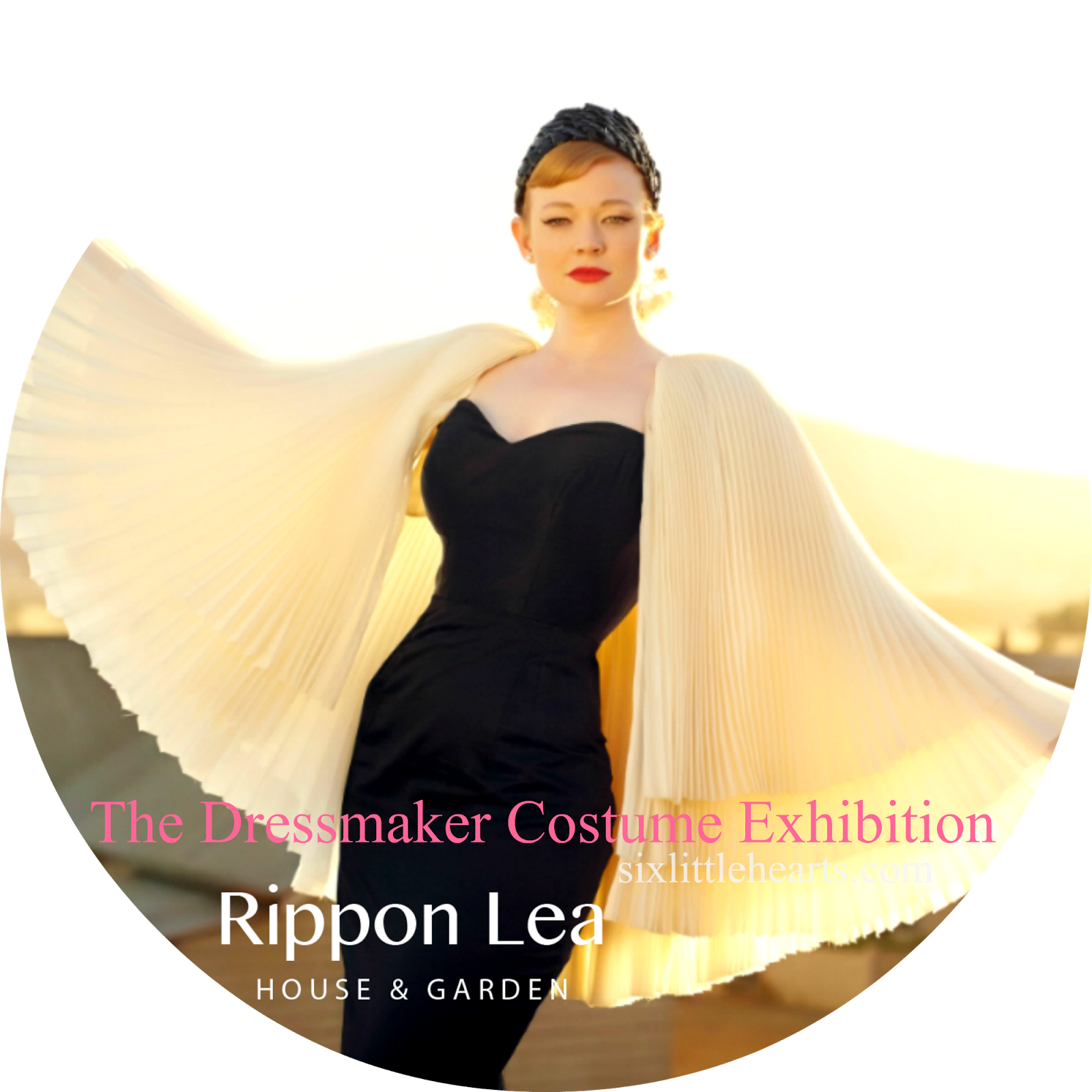The Dressmaker Costume Exhibition at Rippon Lea House and Gardens Melbourne  sc 1 st  Six Little Hearts & Six Little Hearts: The Dressmaker Costume Exhibition at Rippon Lea ...