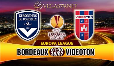 Nhận định, soi kèo nhà cái Videoton vs Bordeaux