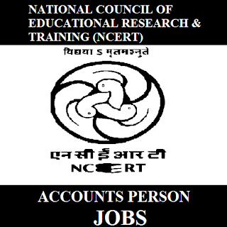 National Council of Educational Research & Training, NCERT, Delhi, Graduation, Account Person, freejobalert, Sarkari Naukri, Latest Jobs, ncert logo