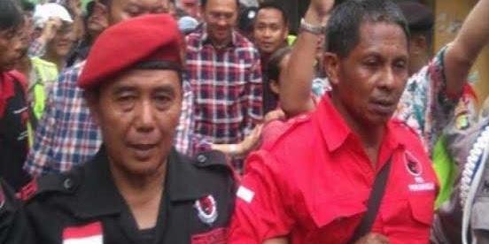 Sesumbar, Laskar Badja Siap Mati Lindungi Kader PDIP dan Ahoker dari Ancaman Warga Makassar