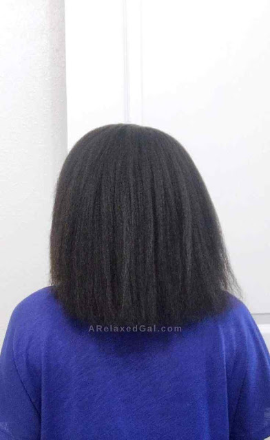 3 Key Tips To Help Relaxed Hair Recover From A Setback | A Relaxed Gal