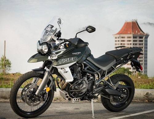 Triumph Tiger 800 X-CX