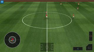 DLS 17 Mod FIFA 17 By Burhan Mod Apk