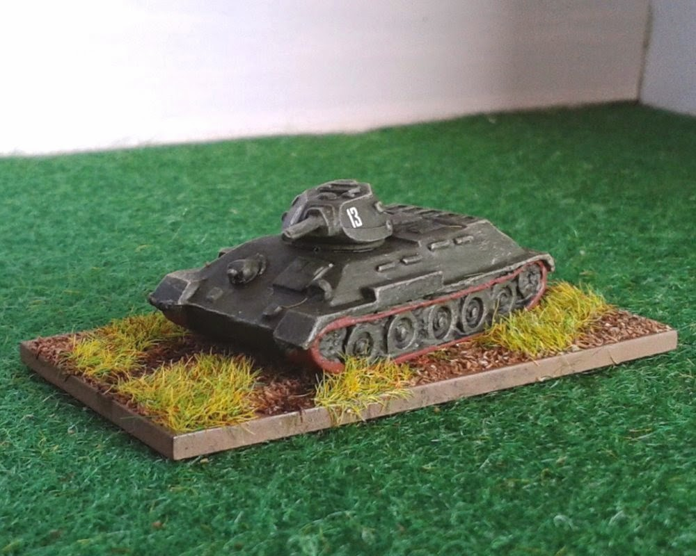 Russian T34 picture 1