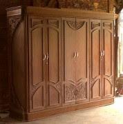 lemari ukir, lemari, lemari antik, lemari pintu 6, lemari jati, lemari jati murah, lemari jati pintu 6, lemari jati ukir, lemari jati ukir murah berkualitas