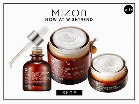 Good News from Wishtrend this April