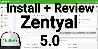 Zentyal Server 5.0