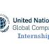 Apply: United Nations Global Compact Winter Internship 2017 – USA
