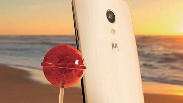 Moto G tricks to turn on screen light