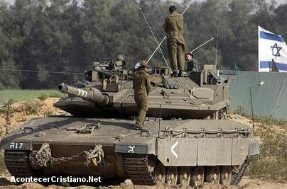 Hipótesis de guerra entre Israel e Irán