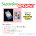 September Giveaway!