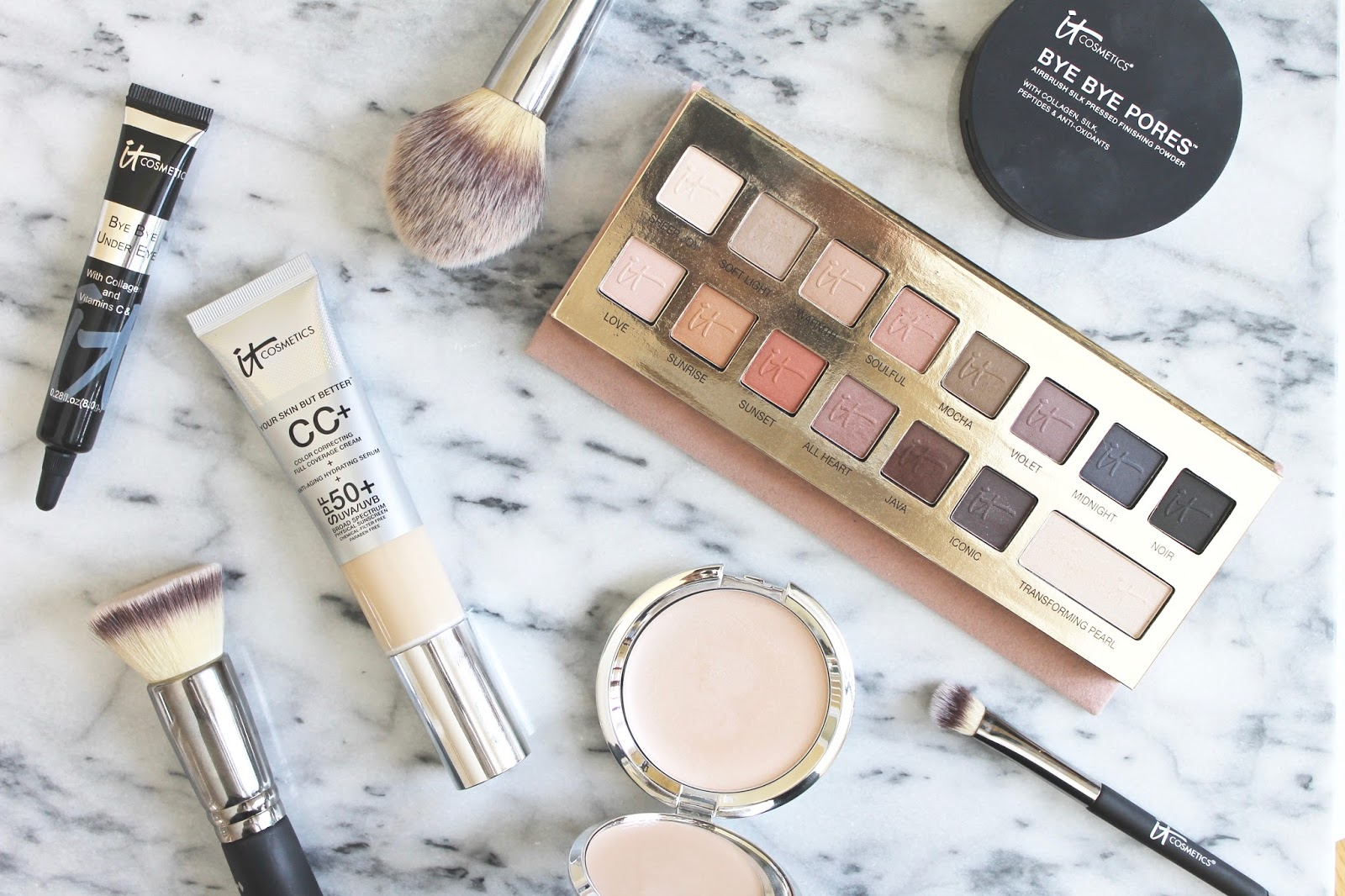 FIVE PRODUCTS TO TRY FROM IT COSMETICS