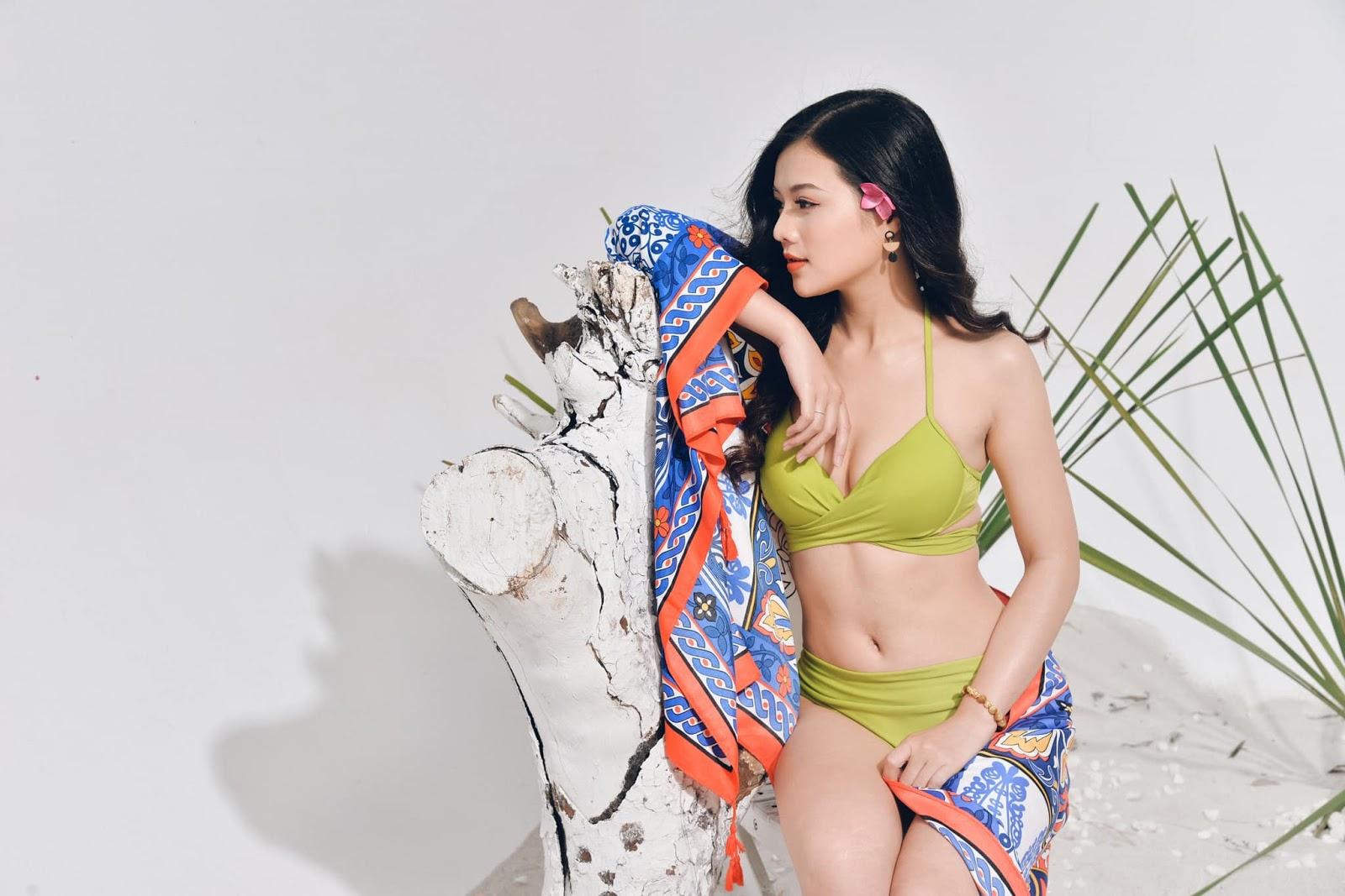 Song Ngân - hot girl sexy