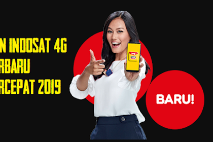 Setting APN Indosat 4G Tercepat Dan Stabil Terbaru 2019