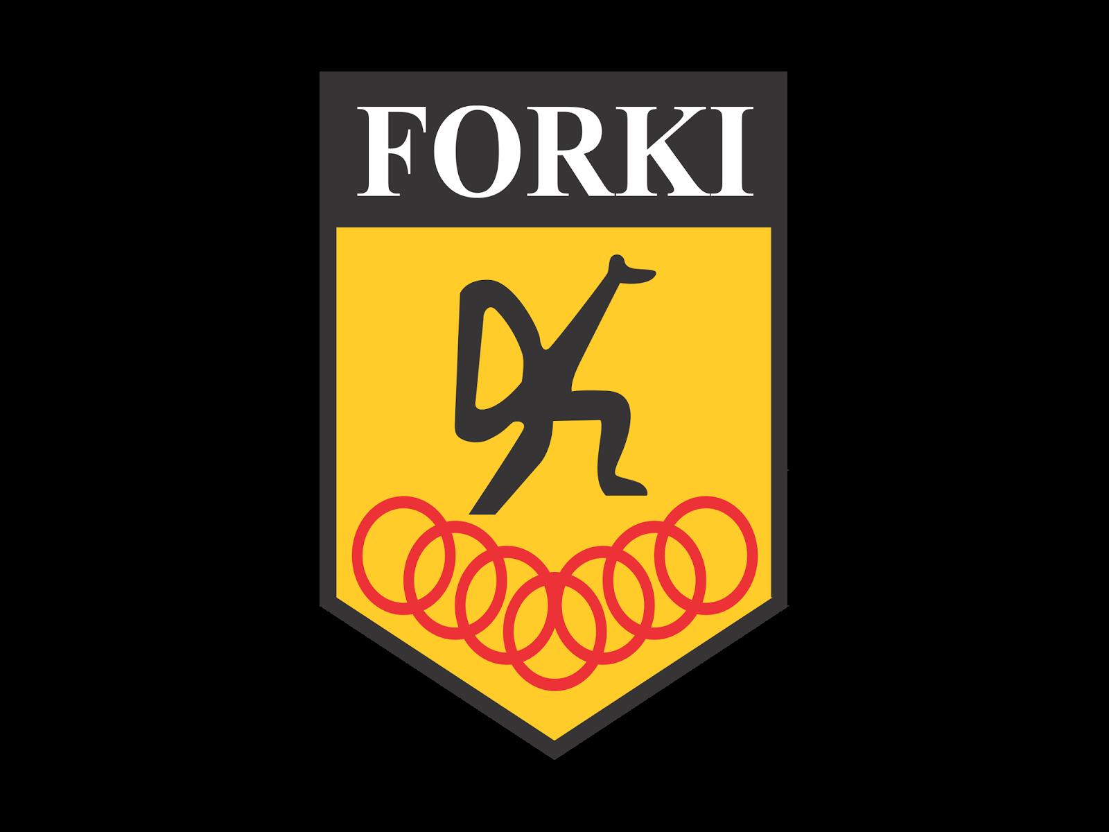 Logo Forki Format Cdr & Png - Biologizone