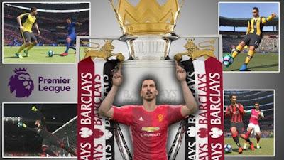 PES 2016 Premier League Kitpack Season 2016-2017