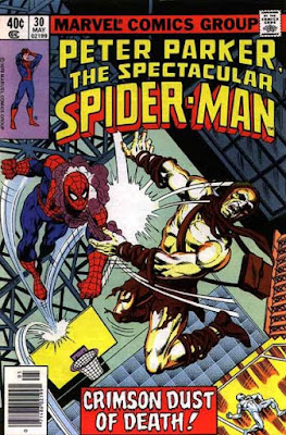 Spectacular Spider-Man #30, Carrion