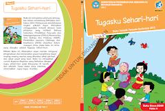 Buku Kurikulum 2013 Revisi 2017 Kelas 2 SD Untuk Siswa dan Guru