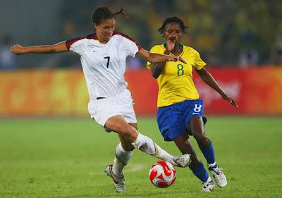 Brazil Women's Football Team