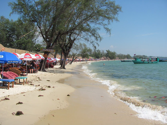 Sihanoukville – The attractiveness of a tourist paradise in Cambodia