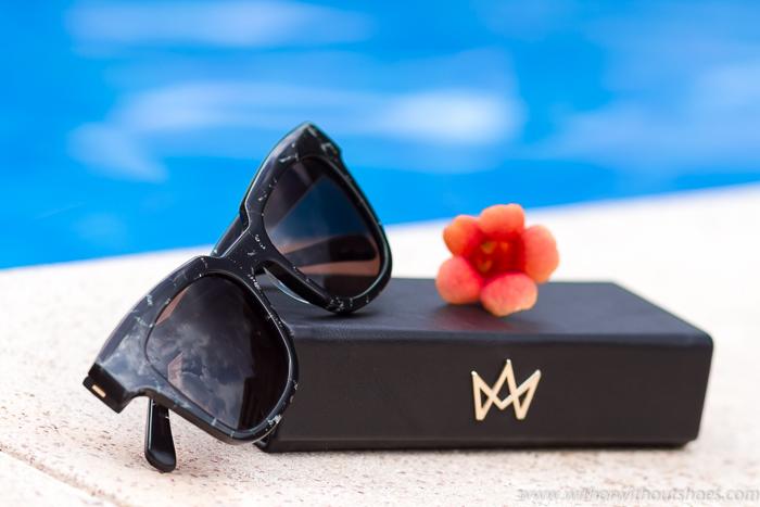 Tendencias en gafas de sol que llevan este verano las influencers bloggers famosas