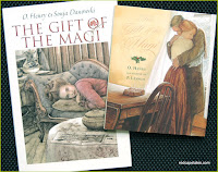The Gift of the Magi Covers P.J. Lynch Sonja Danowski