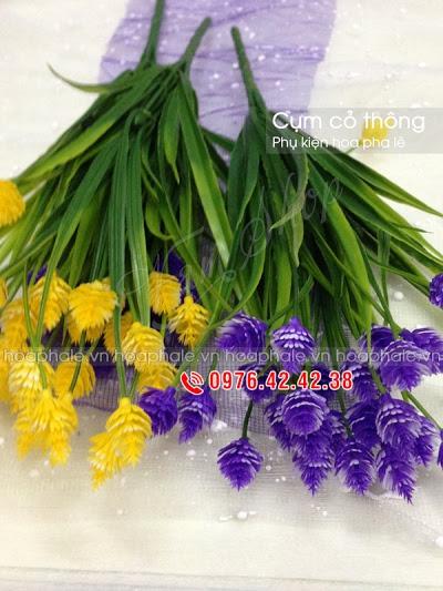 Phu kien hoa pha le tai Thanh Xuan