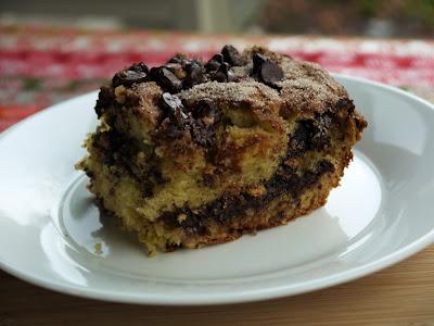 Chocolate Chip Sour Cream Cake Smitten Kitchen