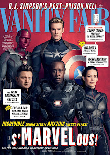 Vanity Fair Infinity War Cover 2