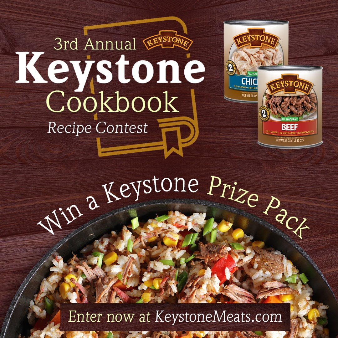 Enter Keystone Meats contest #ad