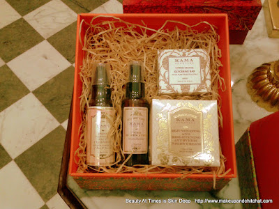 Kama Ayurveda Nightcare Gift Box