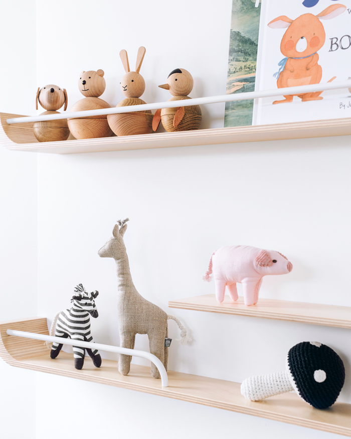 Rafa-kids XL shelf in toddler room