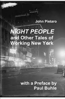 NIGHT PEOPLE and Other Tales of Working NY