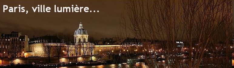 Flebosco 3 eso paris ville lumi re voil des activit s sur cette belle et - Magasin de luminaire paris ...