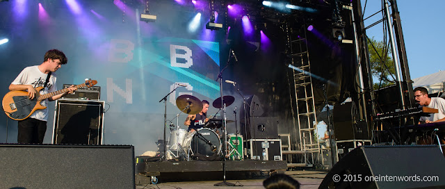 Badbadnotgood at Time Festival August 15, 2015 Fort York Photo by John at One In Ten Words oneintenwords.com toronto indie alternative music blog concert photography pictures