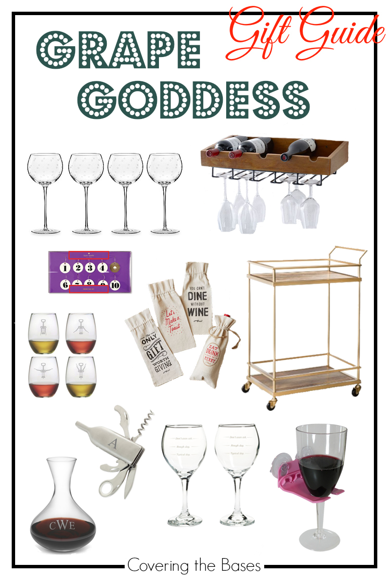 gift guide for a wine lover, what to get someone who loves wine, holiday guide for girls