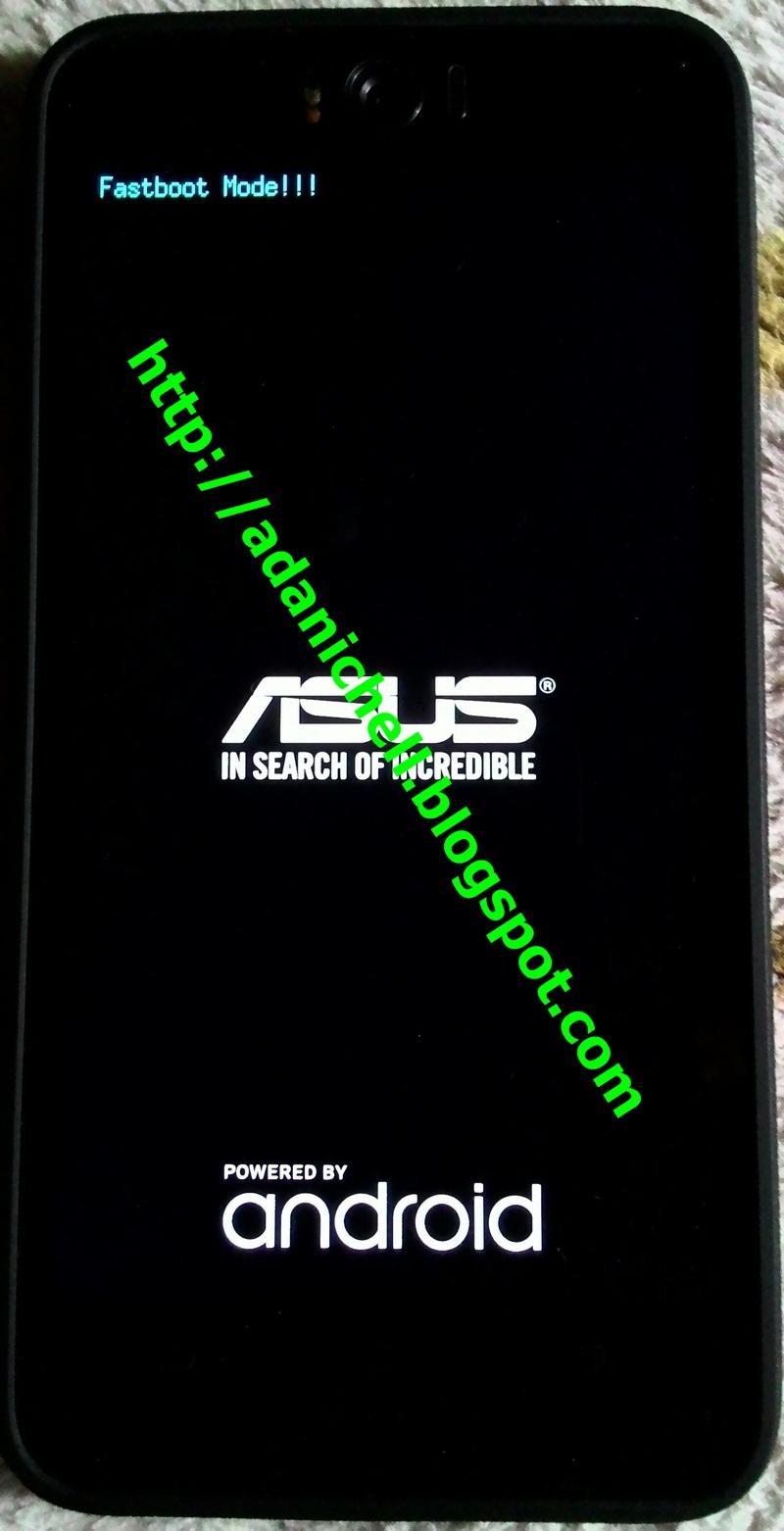 Cara Flash Asus Z00ud Via Fastboot : flash, z00ud, fastboot, Flash, Selfie, (Z00UD/ZD551KL), Fastboot, AdaniChell-Software, Hardware