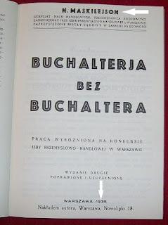 ספרו של ניסן משכיל לאיתן בפולנית