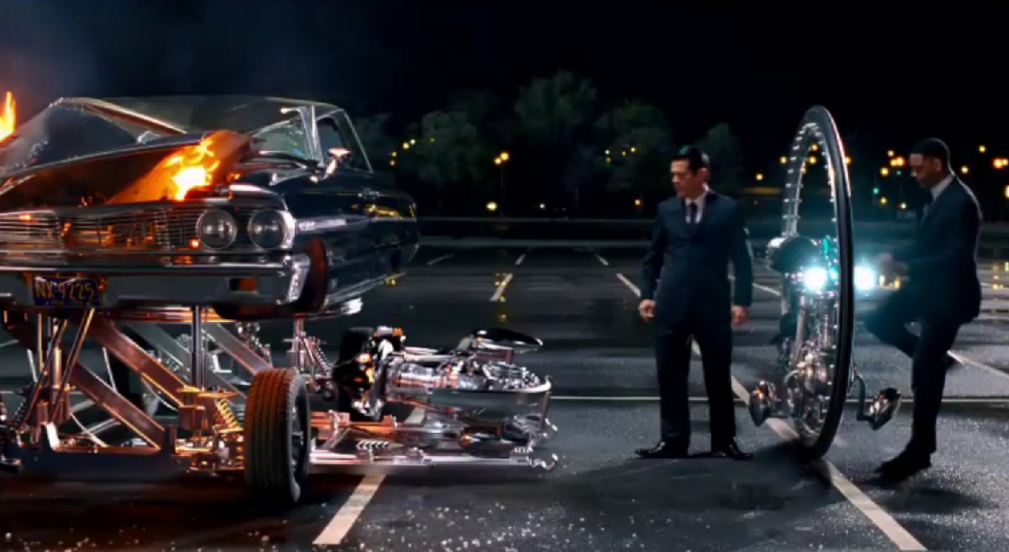 Just A Car Guy Men In Black 3 Mib3 Is Going To Be